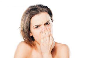 Псевдогалитоз ведёт к запаху изо рта