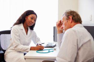 Диагностика у терапевта
