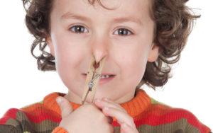 Запах изо рта у ребёнка