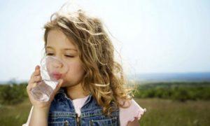 Питьё чистой воды