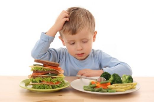 Причины плохого или слабого аппетита у ребенка - Первенец - сайт для родителей