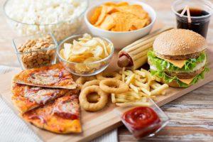 Быстрое питание фаст-фудом