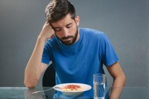 Отсутствие аппетита у взрослого