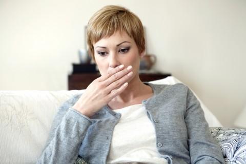 Изжога и отрыжка при беременности