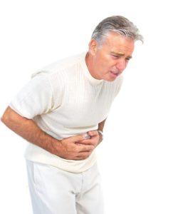Недомогание органов пищеварения