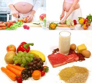 Здоровая диета при беременности