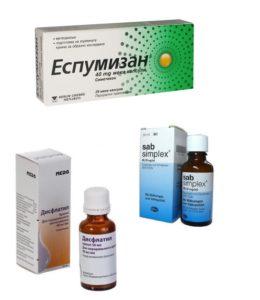 Препараты пеногасители