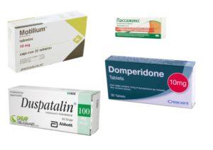 Препараты прокинетики