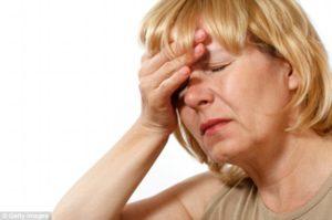 Менопауза у женщины