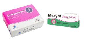 Препараты при повышенной кислотности
