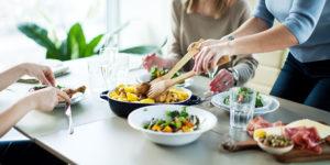 Соблюдайте умеренность в еде