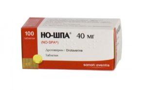 Обезболивающий препарат Но-шпа