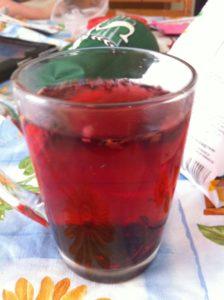 Чай на шиповнике