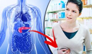 Заболевание панкреатит