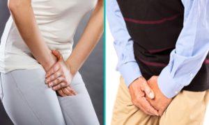 Гнойное воспаление в мочеполовой системе