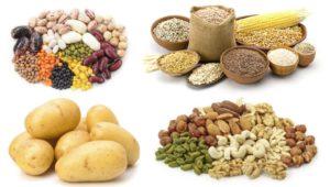 Полезная пища богата клетчаткой