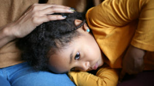 Боль в животе у ребёнка