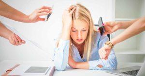 Стресс как провокатор поноса