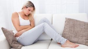 Расстройство живота у женщины