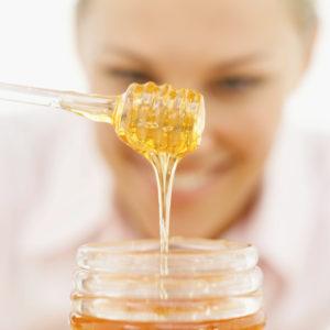 Изжога от мёда