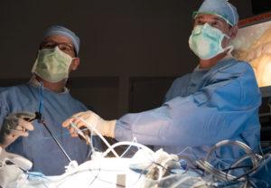 Лапароскопия как метод аппендэктомии