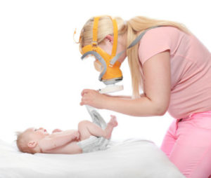 Понос у малыша