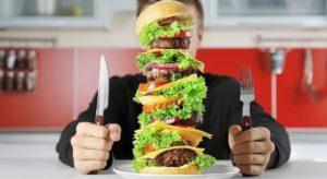 Переедание и обильная пища вредны