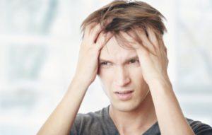 Стресс провоцирует понос