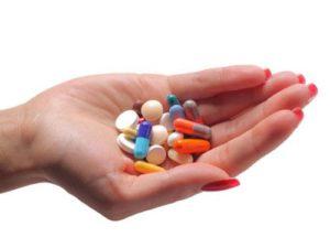 Таблетки входят в курс лечения