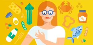 Аллергия приносит много проблем