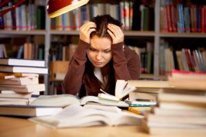 Стрессы у школьников
