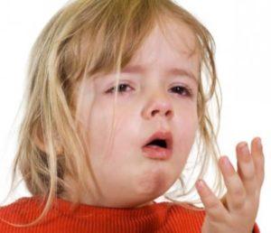 ОРЗ и кашель у ребёнка