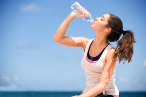 Вода полезна