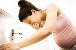 Токсикоз у беременной