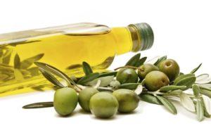 Масло растительное оливковое