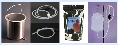 Кофе и клизма
