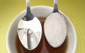 Таблетка ксилита заменяет сахар