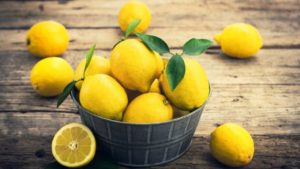 Лимоны уничтожают слизь