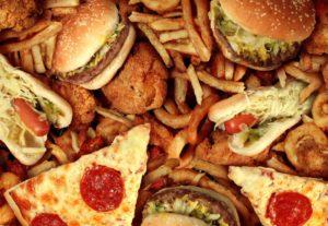 Острые и жирные блюда