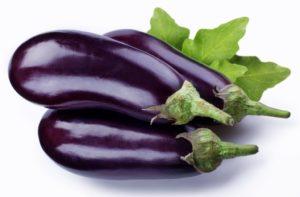 Баклажаны в овощном меню