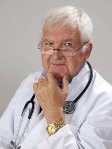 Важна консультация врача