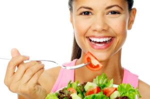 Диета полезна для кишечника