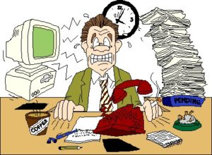 Стресс у человека