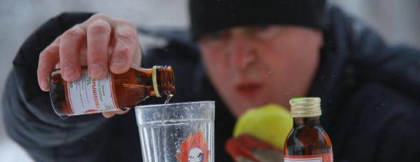Алкоголь и суррогаты опасны для здоровья