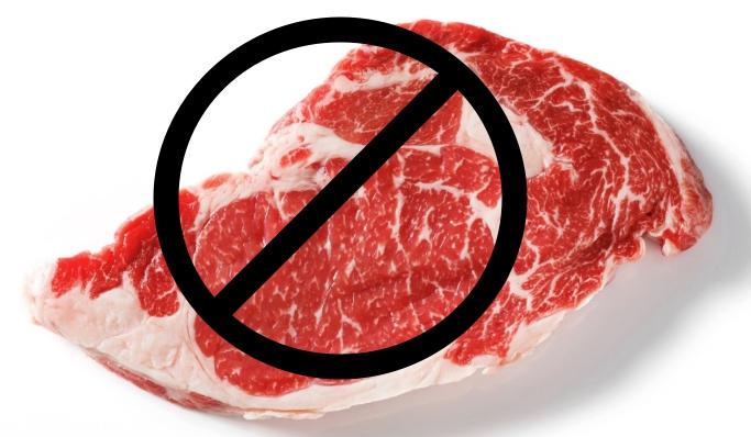 Жирное мясо под запретом