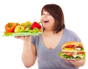 Выбор в пользу диеты