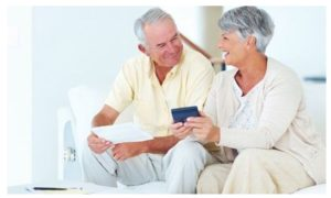 Моложавые пенсионеры