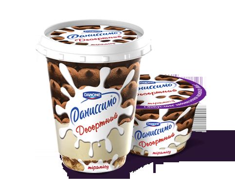Йогурт Даниссимо