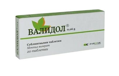 Таблетки Валидола