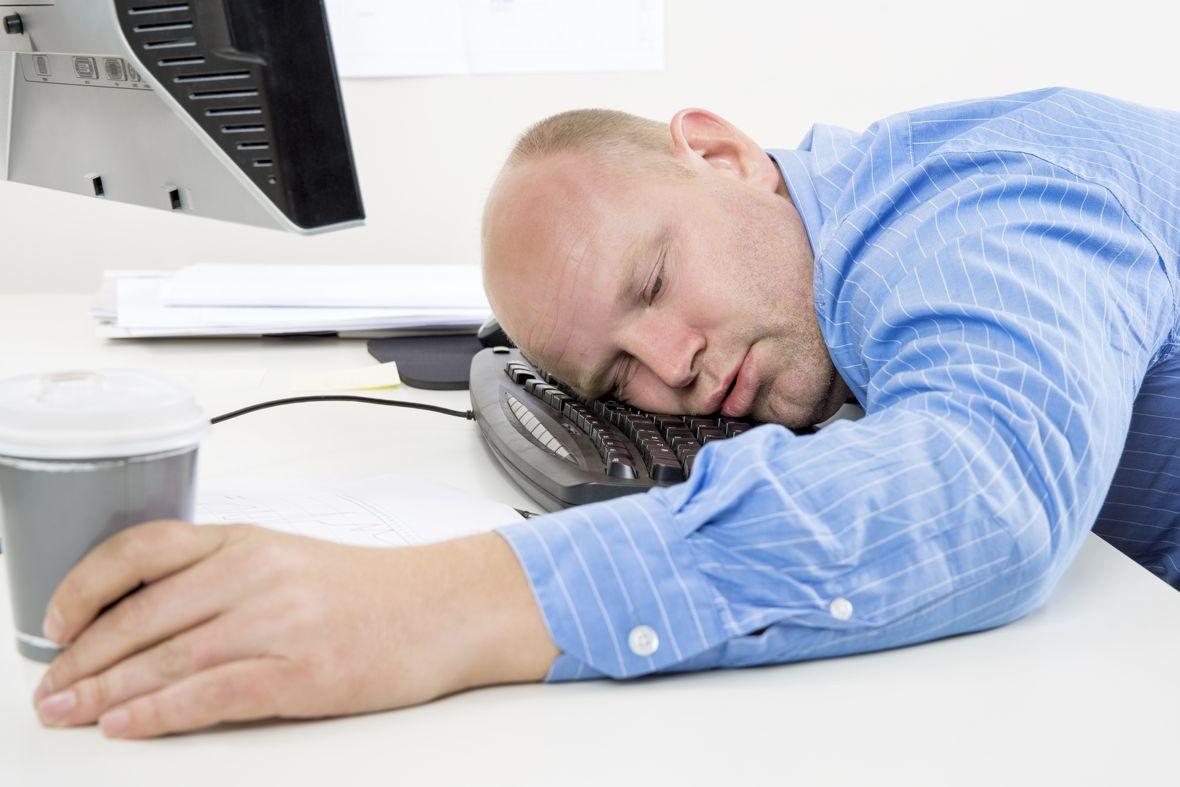 Сонливость у человека